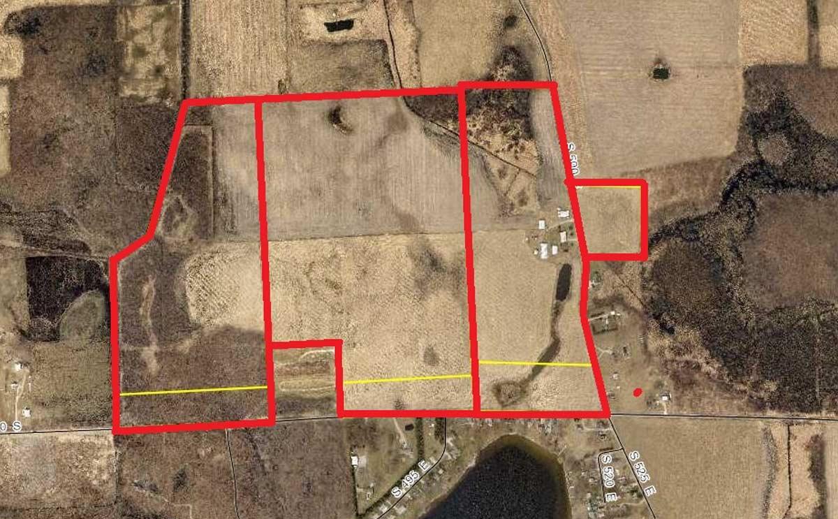 Mahlon Dunkel Farm Land & Equipment Auction