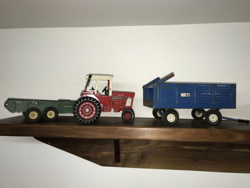 Vintage toys at auction