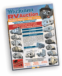 Link to PDF flyer for the Michiana RV Auction