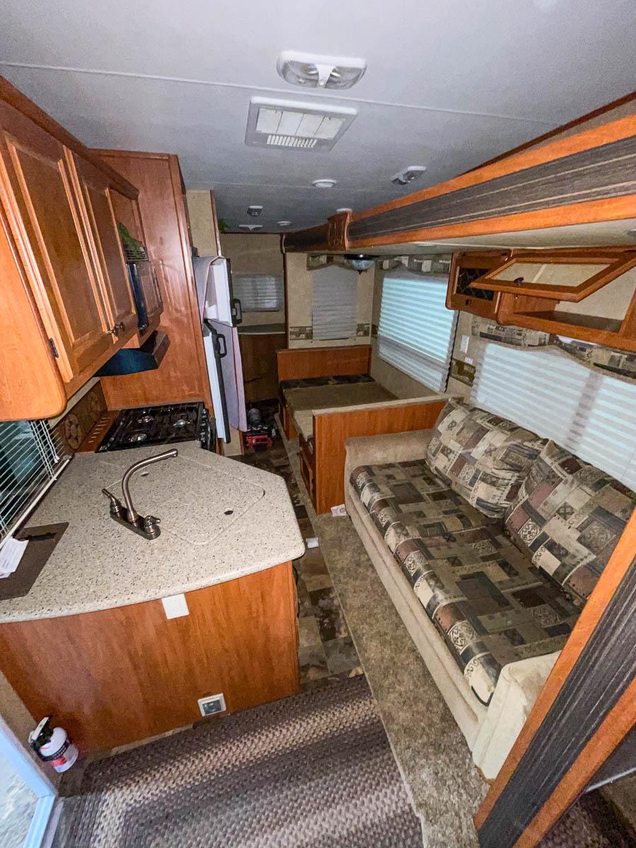 Heartland Sundance XLT 285BH, Living Area