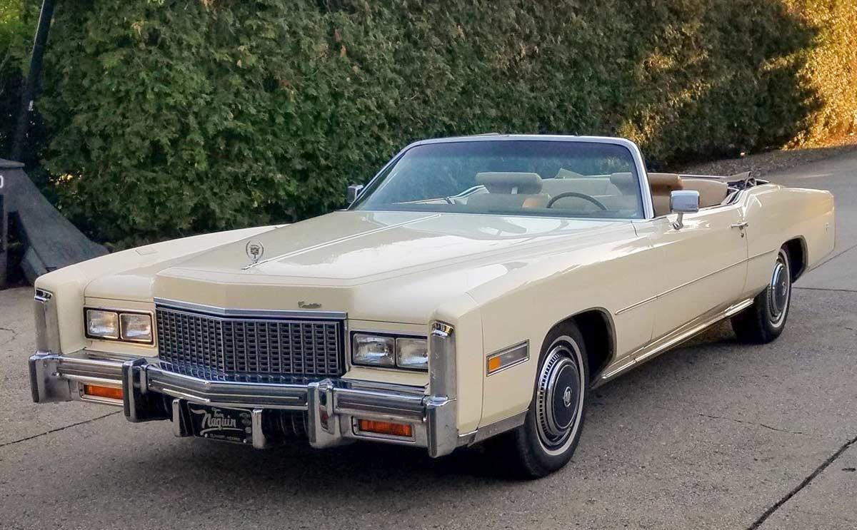 Personal Property Auction: Cadillac Eldorado
