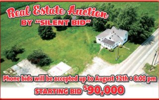 """Real Estate Auction by """"Silent Bid"""""""